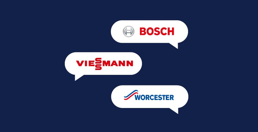Choosing Between Worcester Bosch and Viessmann Boilers