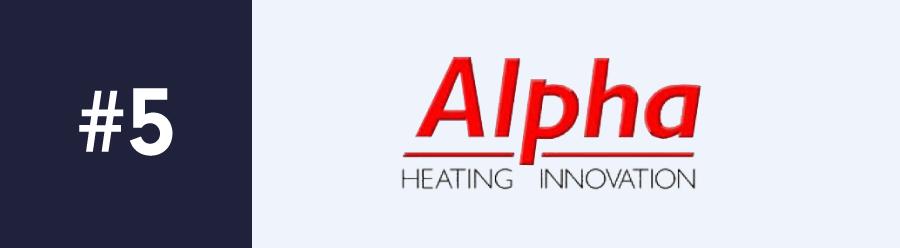 Best Combi Boiler by Alpha Innovation Company