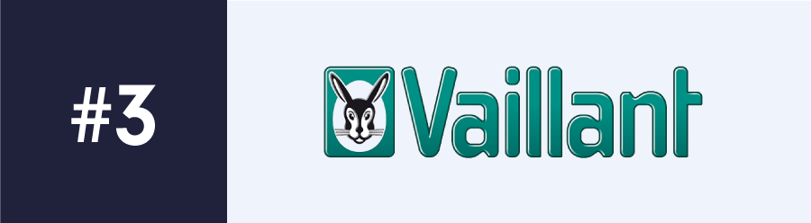 A range of Combi Boilers by Vaillant