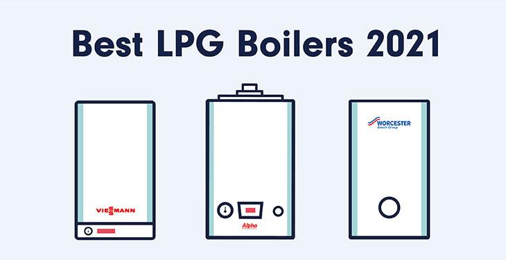 The Best LPG Combi Boilers 2021