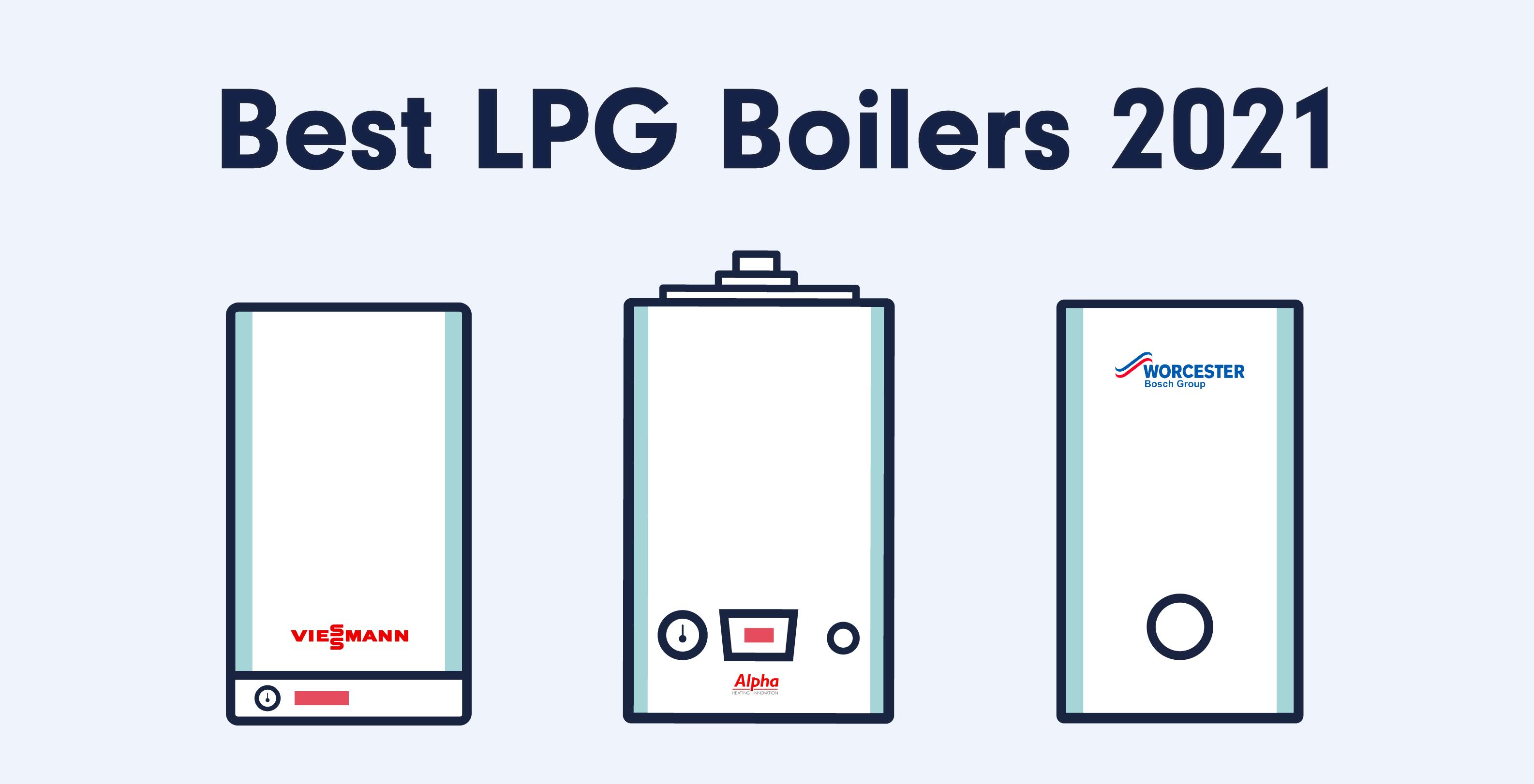 Best LPG Boilers 2021