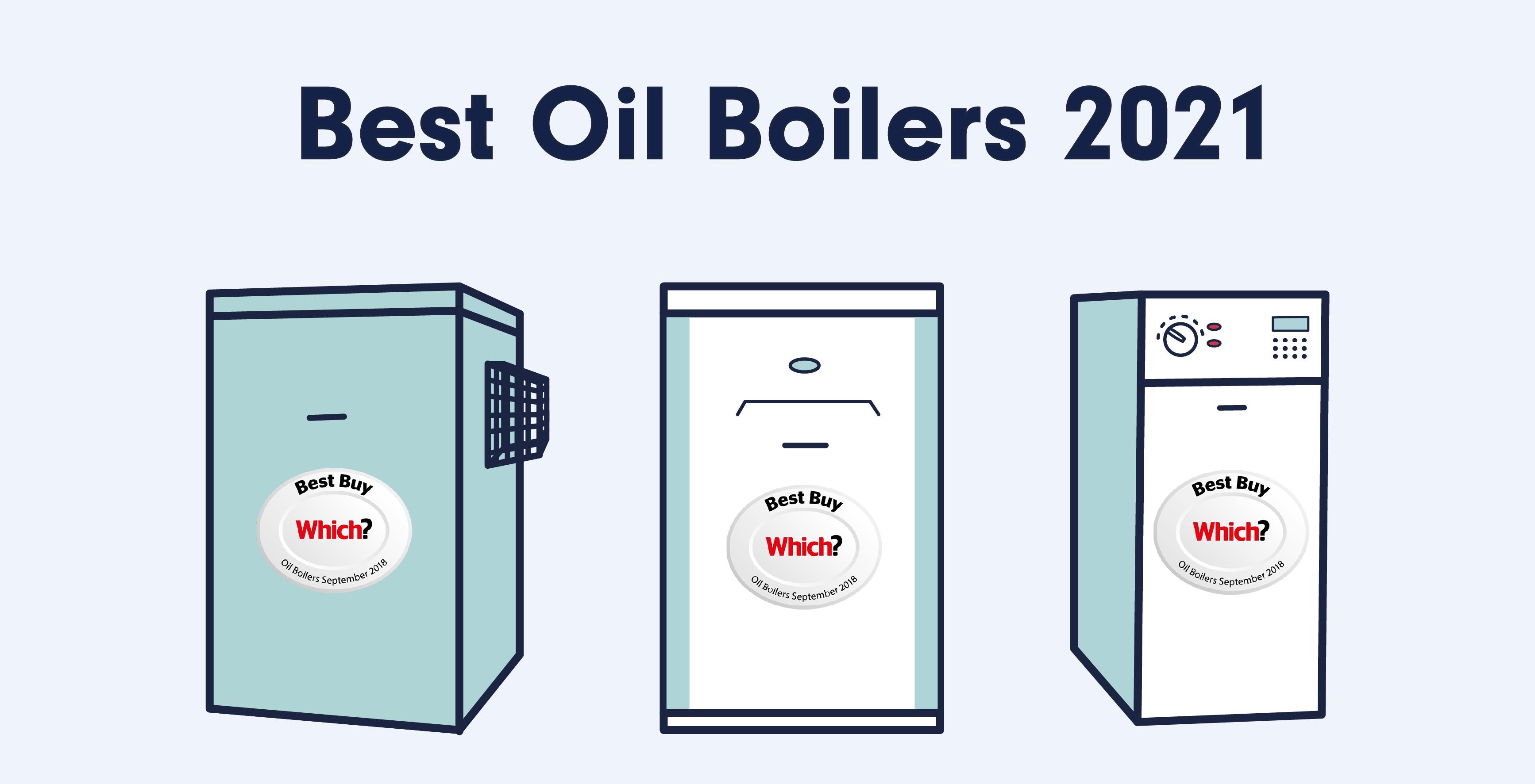 Best Oil Boilers 2021