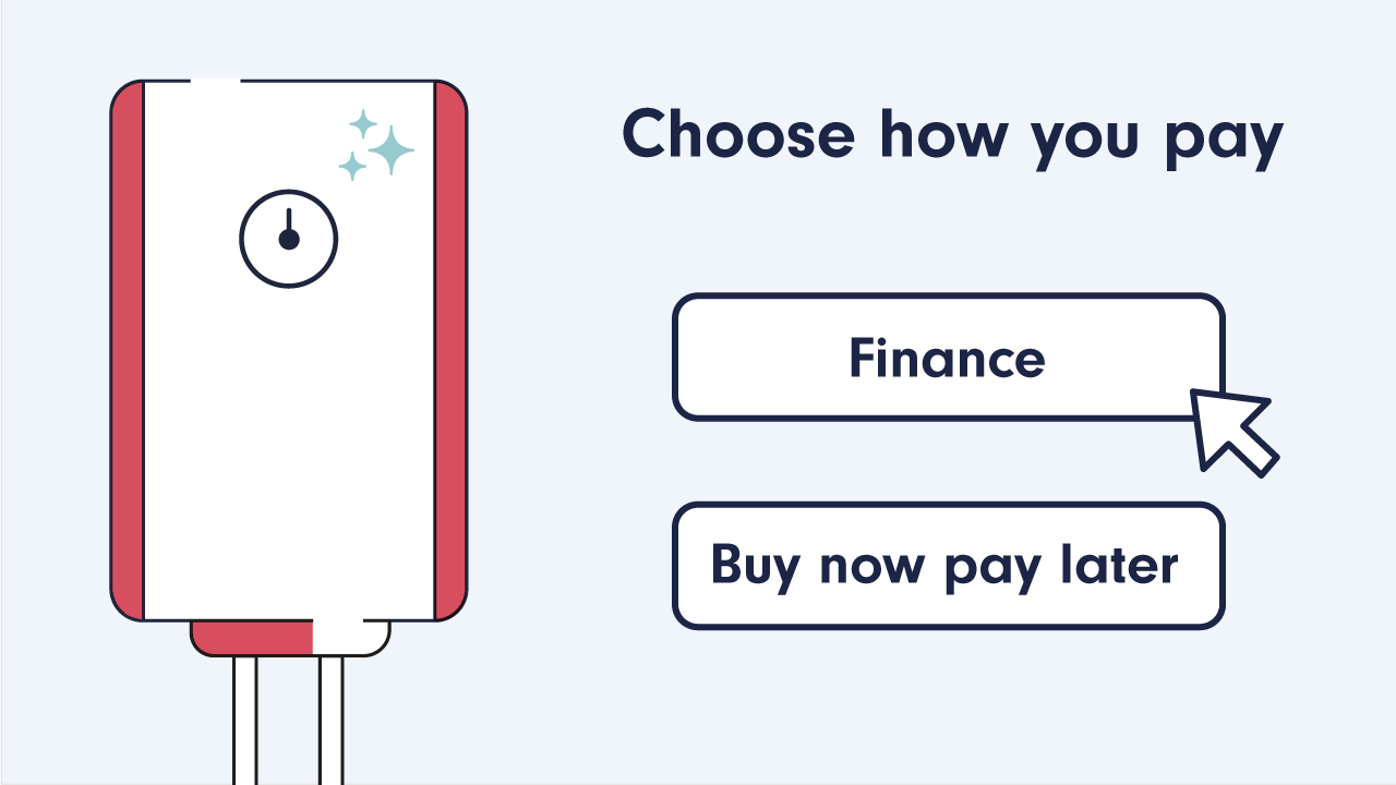 Boiler Finance Payment Methods iHeat