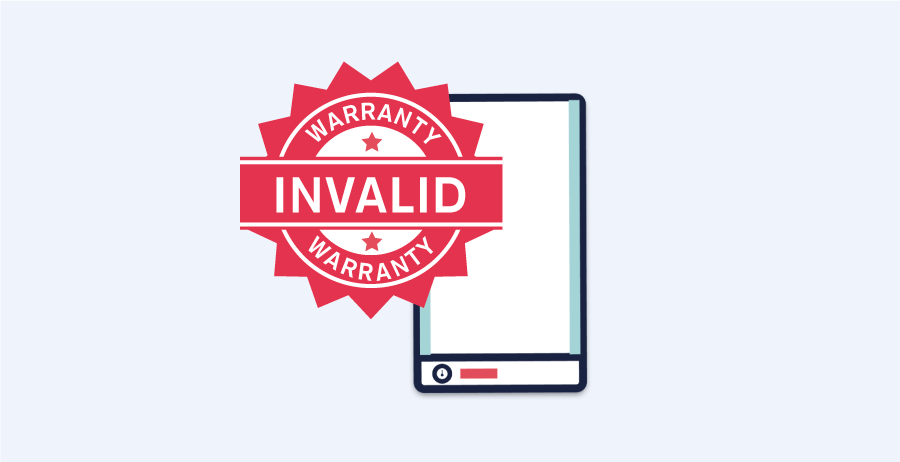 Invalid Boiler Warranty