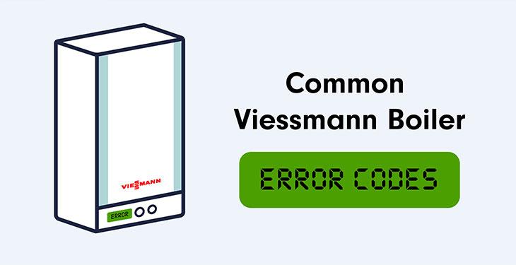 Common Viessmann Boiler Error Codes