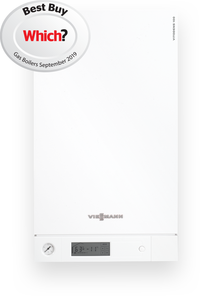 Viessmann Vitodens 100-W Combination Boiler Price Review